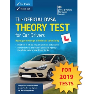 Theory Test - Car Drivers Book for 2019 Official DVSA Driving Theory Tests1