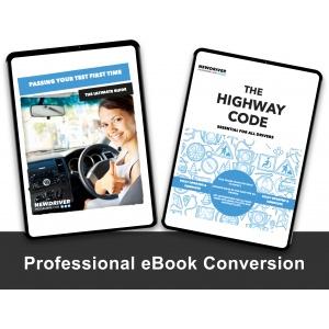 Professional eBook Design